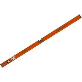 Уровень KRAFTOOL KRAFT-MAX, усиленный, 2 ампулы, 2 фрезерованные поверхности, 120 см