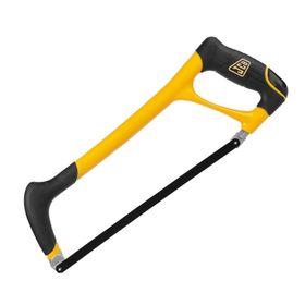 "Ножовка ""JCB"" по металлу, полотно из стали HSS, двухкомпонентная рукоятка, 300мм"