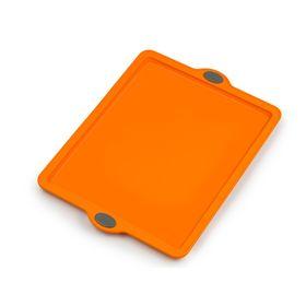 Форма для выпечки Oursson, BW3804S/OR, прямоугольная, оранжевая