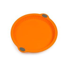 Форма для выпечки Oursson, BW3204S/OR, круглая, оранжевая