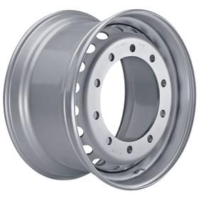 Грузовой диск Asterro M22 6,75x17,5 10x225 ET130 d176 Silver (1715) Ош