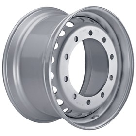Грузовой диск Asterro M22 8,25x22,5 10x335 ET154 d281 Silver (2229) Ош