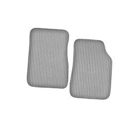 Коврики автомобильные универсальные Skyway Arctic-1 2 пр. Текстильный, серый (п: 70x48см) Ош