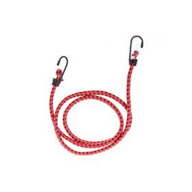 Резинка для крепления багажа Skyway, 120 см d8 мм, металлический крюк Ош