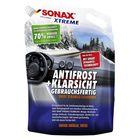 Незамерзающий очиститель стёкол SONAX Xtreme -20°, 3 л