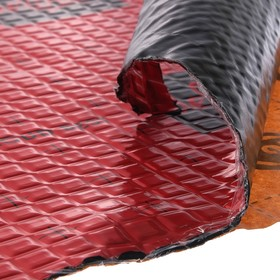 Виброизоляционный материал deloud Best 2, размер: 2х500х500 мм Ош