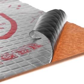 Виброизоляционный материал TECHNIK Neo 2, размер: 2х500х700 мм Ош