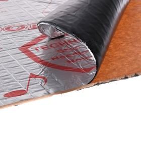 Виброизоляционный материал TECHNIK Neo 3, размер: 3х500х700 мм Ош