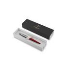 Ручка шариковая Parker Jotter Core Kensington Red CT M, корпус красный глянцевый/ хром, синие чернила (1953187)