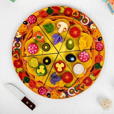 Развивающая игра «Пицца» - Фото 1