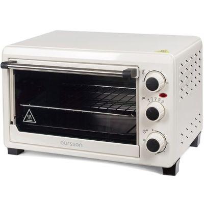 Мини-печь Oursson MO2305/IV, 1500 Вт, 23 л, 4 режима, регулировка температуры, белая - Фото 1