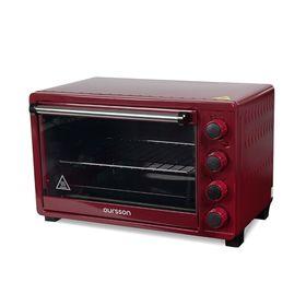 Мини-печь Oursson MO3020/DC, 1500 Вт, 30 л, 4 режима, регулировка температуры, бордовая