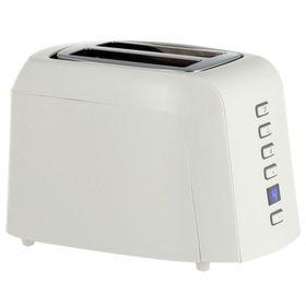 Тостер Oursson TO2145D/IV, 800 Вт, 7 режимов прожарки, 2 тоста, разморозка, белый