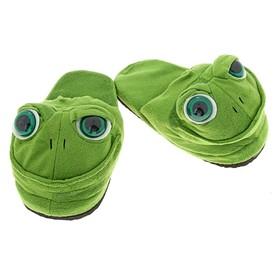 Тапочки-зверушки «Лягушонок», 36 размер Ош