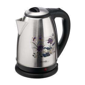 Чайник электрический Viconte VC-3257, 2000 Вт, 2 л, серебристый