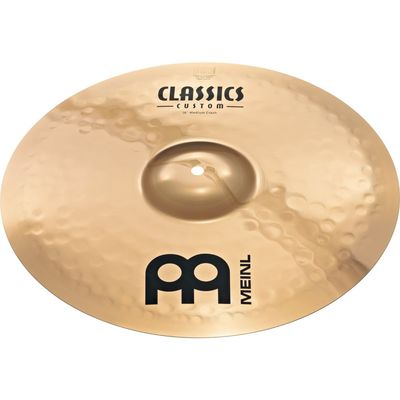 Тарелка Meinl CC16PC-B Classics Custom Powerful Crash  16""