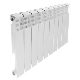 Радиатор биметаллический REMSAN Professional, 500х80 мм, 10 секций