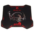Коврик для мыши Xtrike Me MP-001, 300x230x4 мм, черно-красный