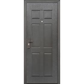 Дверь металлическая К13 2050х860 (правая)