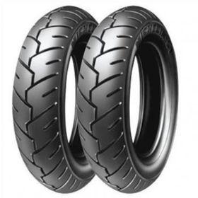 Мотошина Michelin S1 80/100 R10 46J TL/TT Front/Rear Скутер Ош