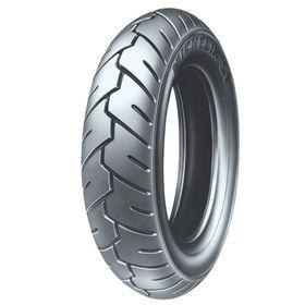 Мотошина Michelin S1 100/90 56J TL/TT Front/Rear Скутер Ош