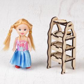 Кукольная мебель 'Овощной магазин' Ош