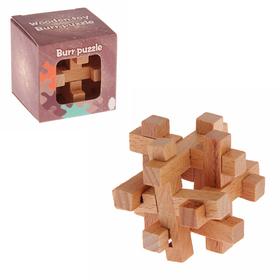 Головоломка деревянная мини № 1 Ош