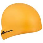 Силиконовая шапочка для плавания Intensive Big, L, M0531 12 2 06W, жёлтый
