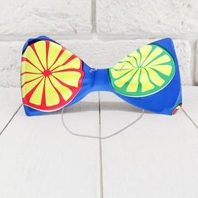 Карнавальная бабочка «Лимоны» Ош