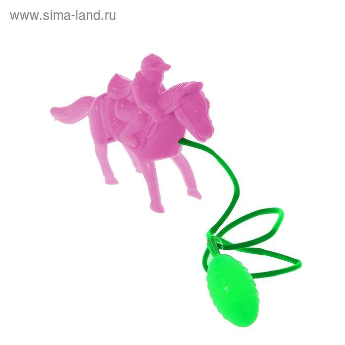 "Прикол прыгающий ""Скакун"", цвета МИКС"