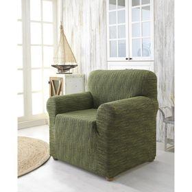 Чехол для кресла Roma, цвет зелёный 2687 Ош
