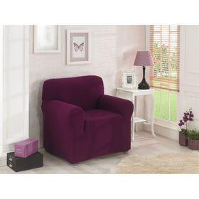 Чехол для кресла Napoli, цвет бордовый 2712 Ош