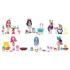 Игровой набор Enchantimals: кукла со зверушкой и аксессуарами, МИКС