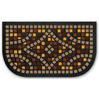 Коврик придверный Format Tour «Мозаика», 40 х 68 см