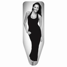 Чехол для гладильной доски с терморисунком Girl, 130х50 см