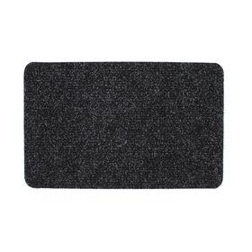 Коврик придверный Stereo, 36х57 см, черный Ош