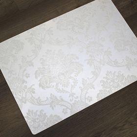 Салфетка Polyline, размер 30 х 43 см, цвет белый