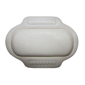 Подголовник в ванну, 25 х 34 см, белый Ош