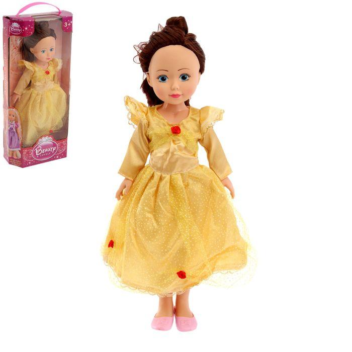 """Кукла принцесса """"Натали"""" в платье"""
