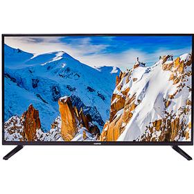 "Телевизор Harper 43F660T, 43"", 1920x1080, DVB-T2, 3xHDMI, 1xUSB, черный"