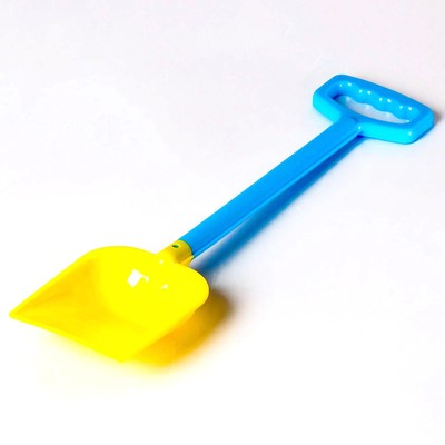 Лопатка для ребёнка, большая, 46 см, МИКС - Фото 1