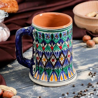 Бокал Риштанская Керамика 500 мл - Фото 1