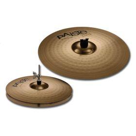 "Комплект тарелок Paiste 000015ES14 201 Bronze Essential Set 14/18"""