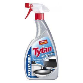 Жидкость для удаления пригоревших веществ Tytan, спрей, 500 мл