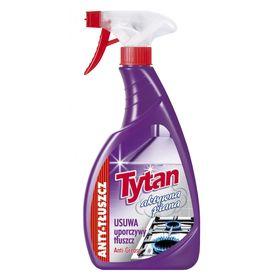 Средство для удаления жира Tytan «Антижир», спрей, 500 мл