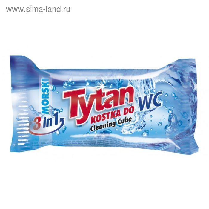 Двухфазный туалетный ароматизатор Tytan «Морской», запасной блок, 40 г
