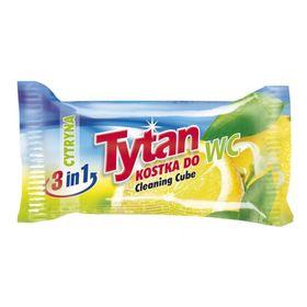 Двухфазный туалетный ароматизатор Tytan «Лимон», запасной блок, 40 г