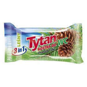 Двухфазный туалетный ароматизатор Tytan «Лесной», запасной блок, 40 г