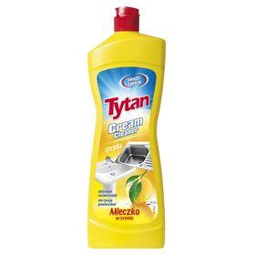 Чистящее молочко Tytan «Лимон», 900 мл