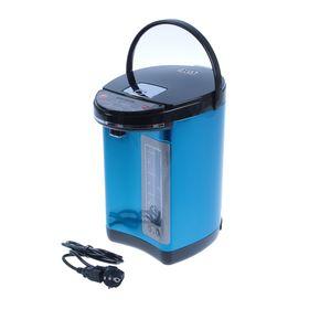 Термопот WILLMARK WAP-502KL, 5.3 л, 900 Вт, синий Ош